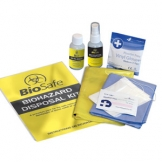 1 Person Body Fluid Spillage Kit